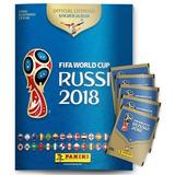 Copa Mundial De La Fifa Rusia 2018 - 30 Sobres + Album