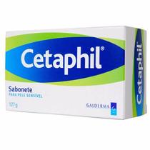 Cetaphil Sabonete Para Pele Sensivel 127g Galderma