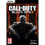 Call Of Duty Black Ops 3 Steam Codigo Descarga