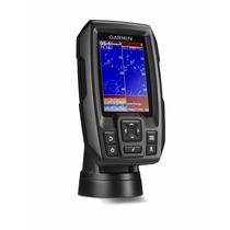 Sonda Gps Garmin Striker 4 P/ Pesca Velocidad Y Posición