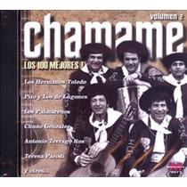 Cd Varios Interpretes Chamame Vol. 2 - Los 100 Mejores Temas