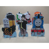 Thomas E A Locomotiva Display De Mesa , Inf,mdf