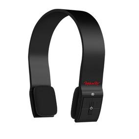 Headphone Rock In Rio Bluetooth Com Microfone Preto