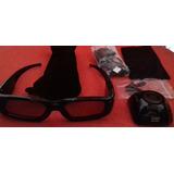 Óculos 3d Rf Para Nvidia Geforce 3d Vision Com Receptor