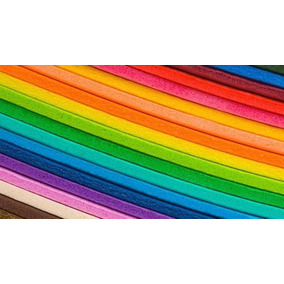 Hule Espuma De Colores De 1.20 X1 M