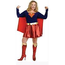 Disfraz Dc Comics Deseos Secreto Del Traje De Supergirl