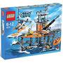 Juguete Lego City 4210 Plataforma De Guardacostas