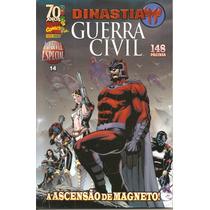 Hq Dinastia M Guerra Civil Nº 14 - Marvel Especial