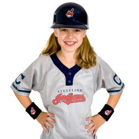 Franklin Sports Mlb Cleveland Indians Conjunto De Uniforme