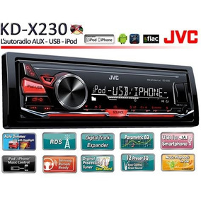 Stereo Jvc Kd-230 Usb-aux-android Mod 2018!!!!1