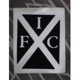 Escudo Ifc Independiente 2009-2010 Original Y Oficial Puma