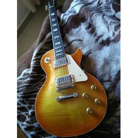 Les Paul 1959 Slash Luthier Pacan Garcia