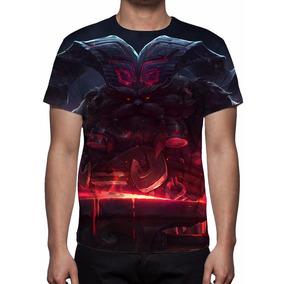 Camisa, Camiseta League Of Legends Ornn