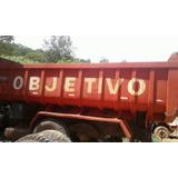 Caçamba, Ano 2011 Capacidade Para 12 Metros Cúbicos