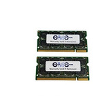 Ram De Memoria De 4 Gb (2x2gb) Compatible Con Dell Inspiron