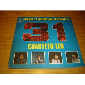 Cuarteto Leo Porque Te Quiero Asi Lp Nuevo Cuarteto Cumbia