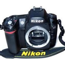 Nikon Camera Fotografica Digital D80 10 Megapixel E Baterias