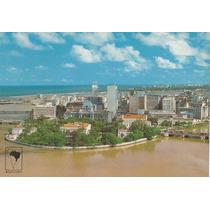 Rec-3872 - Postal Recife, P E - Vista Panoramica