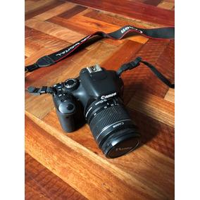 Canon Rebel T2i Eos 550d + Correa + Funda + Bateria + 32gb