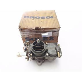 Carburador Gol 1.3 Ar Alcool Lado Esquerdo Solex H32/34pdsi.
