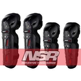 Rodilleras Y Coderas Protecciones Motocross Enduro Atv Nsr