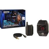 Microfono Inalámbrico Guitarra Bajo Shure Sistema Glxd16