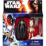 Darth Vader Ahsoka Star Wars Hasbro Disney Muñeco Figuras