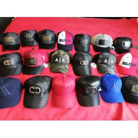 Gorras Armani Exchange Clon - Gorras Armani de Hombre Negro en San ... 7db1365266d
