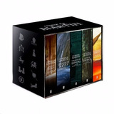 Box Set Juego De Tronos 5 Libros Game Of Thrones Español