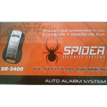 Alarma Spider Varios Modelos