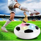 Balon Futbol Flotante Hover Ball Luz Y Sonido - Te973