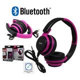 Audifonos Manos Libres Bluetooth Diadema Mp3 Telefono Fm