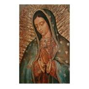 Lienzo Kit Pintura Diamantes Virgen Guadalupe Grupo Educar