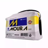 Bateria Automotiva Moura 60amp Cx Baixa Ml60gd