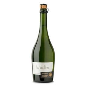 Vino Espumante Las Perdices Extra Brut Champenoise 6x750ml