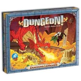 Dungeon! Juego De Mesa Dungeons And Dragons Fantasía
