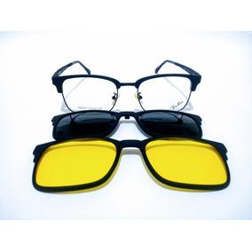 Haste Ray Ban Com Grau De Sol - Óculos no Mercado Livre Brasil 9ab98585b9