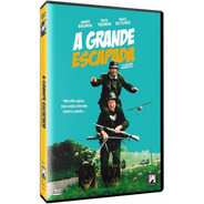 A Grande Escapada - Dvd - Bourvil - Louis De Funès - Novo