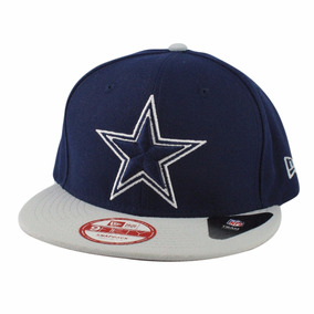 Dallas Cowboys New Era Bind Back Snapback 9fifty Nfl M-l