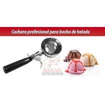Cuchara Para Bocha De Helado 40 Grs Profesional