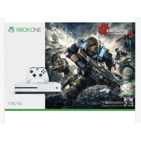 Paquete Xbox One S 1tb+ Gears Of War 4+ Halo5 +2 Controles