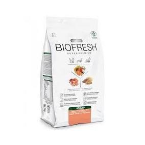 Ração Biofresh Adulto Racas Pequenas E Mini 12kg