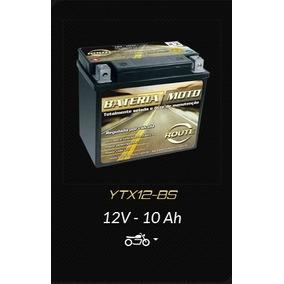 Bateria Moto Route Ytx12-bs Suzuki Gsf 1200 - Bandit 1200