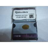 Bateria Pila Blackberry Pearl 9100 9105 Fm1