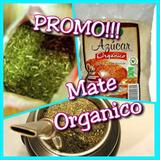 Mate Organico -promo- 5kg Yerba Organica+3kg Azucar Organica