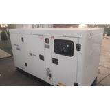 Generador 30 Kva Motor Kooper,insonorizado,digital,energia