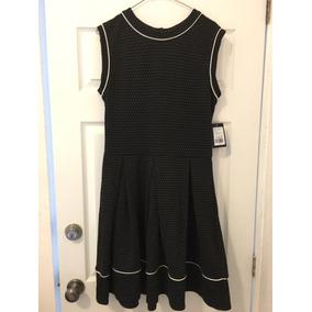 Vestido Ivonne Color Negro Talla 14