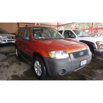 Ford Escape 5p Xls Aut Tela L4 2007