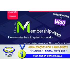 Ultimate Membership Pro V7.1 + Ultimate Affiliate Pro V4.3