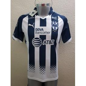 Jersey Playera Rayados Monterrey Local Y Visita 2018 Dorlan